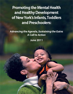Promoting the Mental Health of NY's Infants, Toddlers and Preschoolers