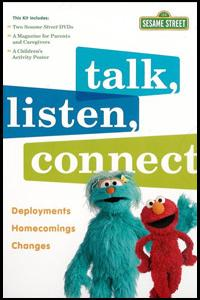 Talk, Listen, Connect - Hablen, Escuchen, Conecten: Helping Families During Military Deployment