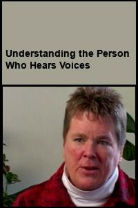Understanding the Person Who Hears Distressing Voices: A Course for First Responders